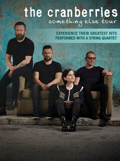 The Cranberries Something Else Tour 2017
