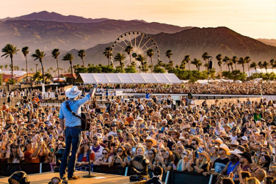 Stagecoach 2017 Empire Polo Club Dierks Bentley Elle King The Zombies Son Volt 38 Special Justin Townes Earle Country Music Festival