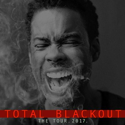 Chris Rock Dolby Theatre Los Angeles 2017 Total Blackout Tour