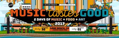 Music Tastes Good 2017 Long Beach Marina Green Park