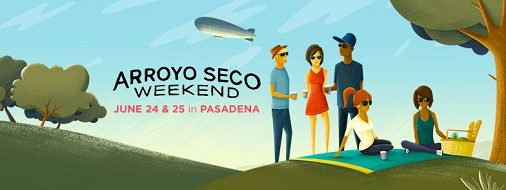 Arroyo Seco Weekend 2017 Los Angeles Brookside Rose Bowl Pasadena Tom Petty And The Heartbreakers Mumford And Sons Alabama Shakes Weezer The Shins Goldenvoice Music Festival Contest