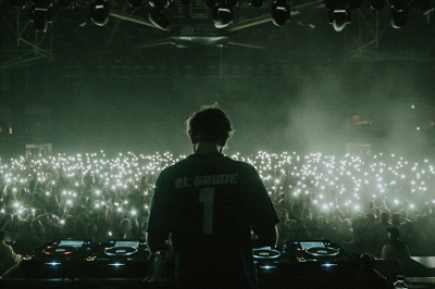 RL Grime 2017 Los Angeles Shrine Expo Hall The Nova Tour Second Show