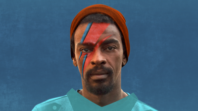 Seu Jorge 2017 Los Angeles Hollywood Bowl The Life Aquatic David Bowie Tribute Orchestra