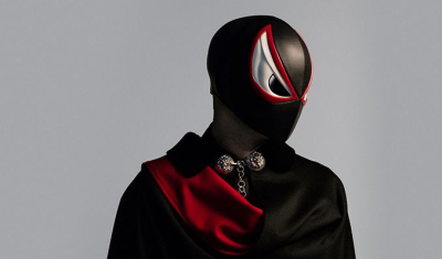 The Bloody Beetroots Fonda Theatre Los Angeles Hollywood 2017 My Name Is Thunder
