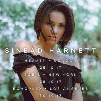 Sinead Harnett U.S. Tour 2017