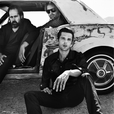 The Killers 2018 Los Angeles Staples Center Downtown Wonderful Wonderful Second Show