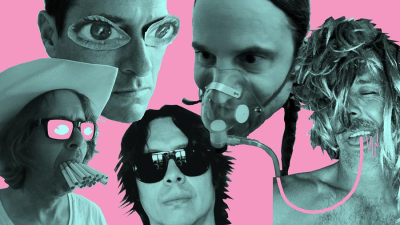 Hot Snakes Troubadour West Hollywood Los Angeles Alex's Bar Long Beach 2017
