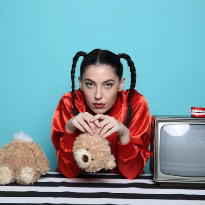 Bishop Briggs 2017 Los Angeles The GRAMMY Museum Downtown Self-Titled EP