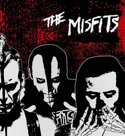 The Original Misfits 2017 Los Angeles Forum Inglewood Reunion Alkaline Trio Discharge