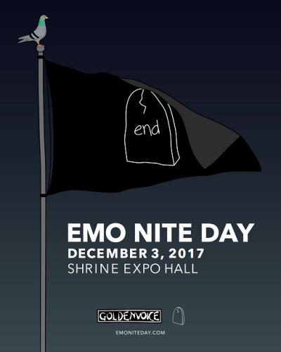 Emo Nite Day 2017 Los Angeles Shrine Expo Hall Festival