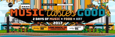 Music Tastes Good 2017 Long Beach Marina Green Park