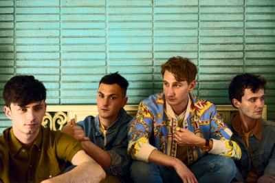 Glass Animals 2017 Los Angeles Shrine Auditorium How to Be a Human Being Kacy Hill Amber Mark