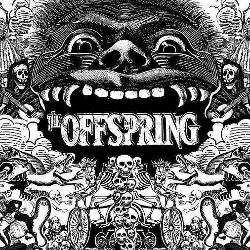 The Offspring 2017 Santa Ana The Observatory Ixnay On The Hombre Halloween