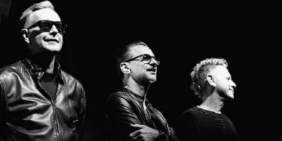 Depeche Mode 2017 Los Angeles Hollywood Bowl Spirit Warpaint