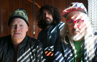 Dinosaur Jr. 2017 Los Angeles Fonda Theatre Hollywood Santa Ana The Observatory Give a Glimpse of What Yer Not Easy Action