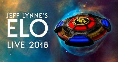 Jeff Lynne Electric Light Orchestra ELO Forum 2018 Los Angeles Inglewood