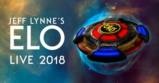 Jeff Lynne ELO Forum 2018 Los Angeles Inglewood