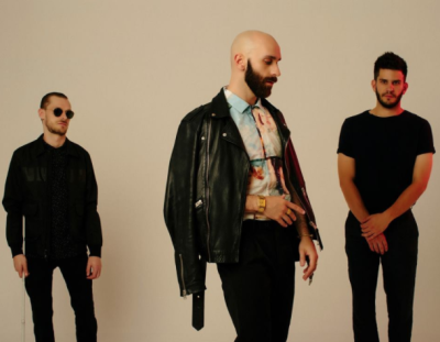 X Ambassadors Belasco Theater DTLA Los Angeles Almost Acoustic Christmas Forum Inglewood 2018
