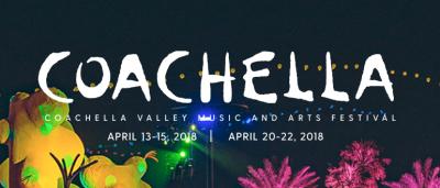 Coachella 2018 Indio Polo Field The Weeknd Beyonce Eminem Music Festival