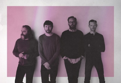 Minus the Bear 2018 Los Angeles Mayan Theater Downtown Santa Ana Observatory Planet of Ice The New Trust