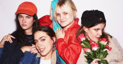Hinds Teragram Ballroom DTLA Los Angeles 2018 Constellation Room Santa Ana I Don't Run