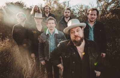 Nathaniel Rateliff and the Night Sweats 2018 Los Angeles Greek Theatre Los Feliz Troubadour West Hollywood Tearing at the Seams