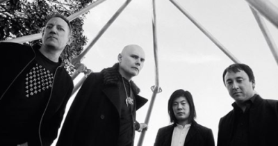 Smashing Pumpkins Forum Inglewood Los Angeles 2018 Shiny and Oh So Bright Reunion Tour T-Mobile Arena Las Vegas