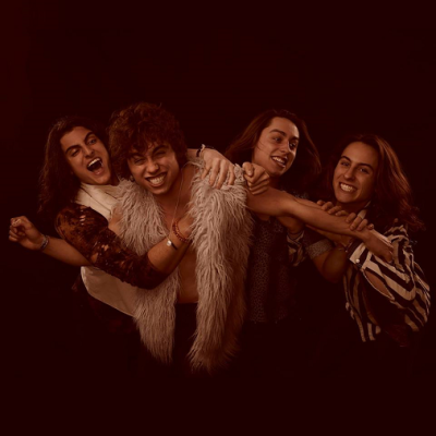 Greta Van Fleet 2018 Los Angeles John Anson Ford Amphitheatre Hollywood Coachella Empire Polo Club Localchella Goldenvoice Presents April Smoke Rising EP