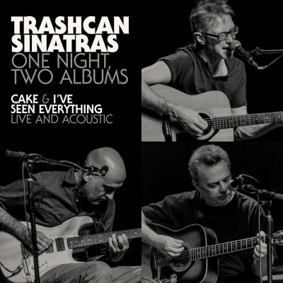 Trashcan Sinatras One Night Two Albums Tour Regent Theater DTLA 2018 Los Angeles 2018 Cake I've Seen Everything