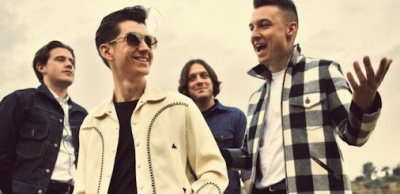 Arctic Monkeys 2018 Los Angeles Hollywood Forever Cemetery Fairbanks Lawn