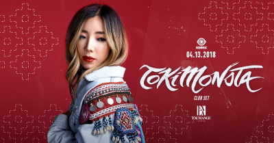 TOKiMONSTA Exchange L.A. Los Angeles Club Set Lune Rouge