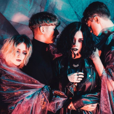 Pale Waves 2018 Los Angeles Troubadour West Hollywood All the Things I Never Said EP INHEAVEN
