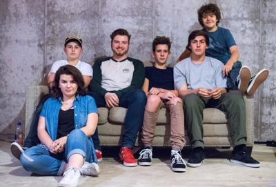 Work in Progress Troubadour West Hollywood Los Angeles 2018 Gaten Matarazzo Netflix Stranger Things Contest