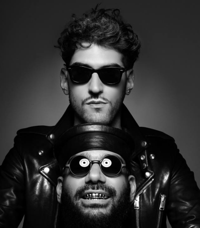 Chromeo 2018 Los Angeles Hollywood Palladium Head Over Heels Localchella Coachella