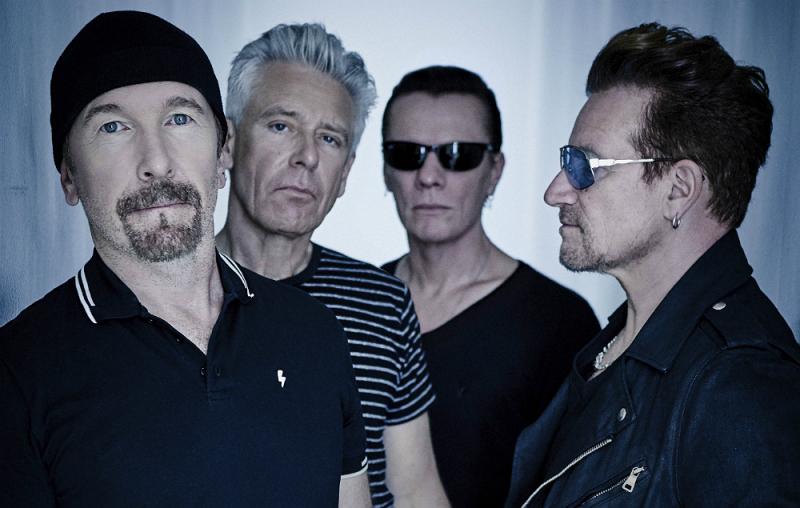 U2 2018 Los Angeles The Forum Inglewood Songs of Experience eXPERIENCE + iNNOCENCE Tour