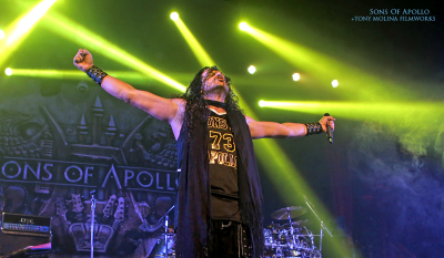 Sons of Apollo (c) Tony Molina Filmworks 2018