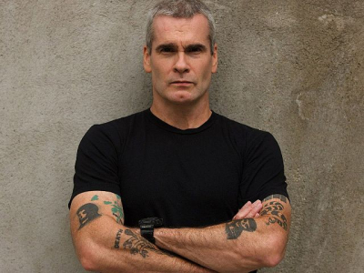 Henry Rollins 2018 Los Angeles McCabe's Guitar Shop Santa Monica Anniversary 60th Mr Holland's Opus Foundation Benefit