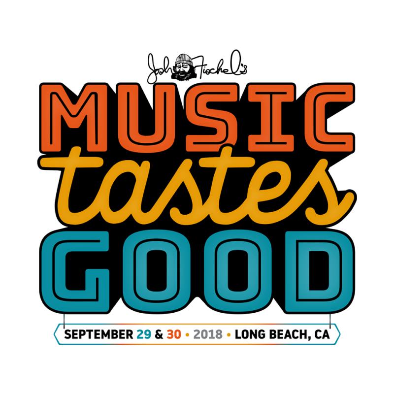 Music Tastes Good 2018 Music Festival Lineup Los Angeles Marina Green Park Long Beach Tickets September