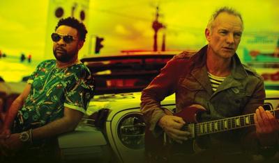 Sting 2018 Shaggy Los Angeles The Wiltern Koreatown Santa Barbara Bowl The 44:876 Tour