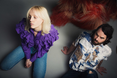 Lump 2018 Los Angeles The Masonic Lodge Hollywood Forever Cemetery Laura Marling Mike Lindsay