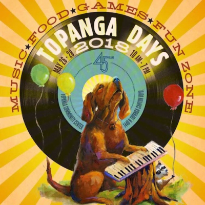 Topanga Days 2018 Los Angeles Topanga Community Center Breakestra Milo Green X Music Festival