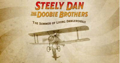 Steely Dan 2018 Los Angeles The Forum Inglewood The Doobie Brothers The Summer Of Living Dangerously Tour