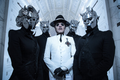 Ghost Forum Inglewood Grammy Museum DTLA Los Angeles 2018 Prequelle Riverside Municipal Auditorium