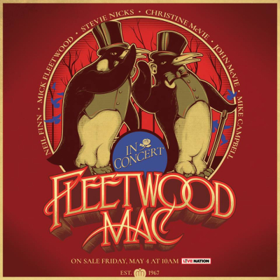 Fleetwood Mac Forum Inglewood Los Angeles 2018