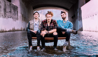 Magic Giant Fonda Theatre Hollywood Los Angeles 2018 In the Wind Young Rising Sons