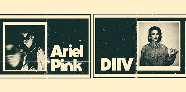 Ariel Pink 2018 DIIV Los Angeles Wiltern Koreatown