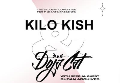 Kilo Kish 2018 Los Angeles UCLA Royce Hall Doja Cat Sudan Archives