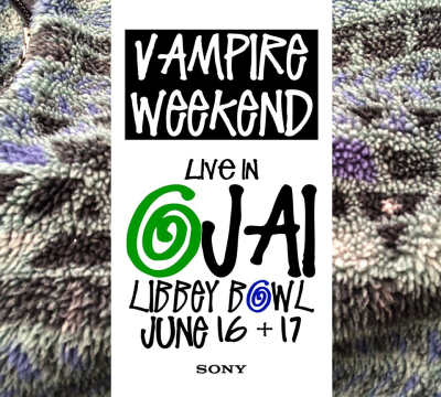 Vampire Weekend 2018 Los Angeles The Libbey Bowl Ojai Father's Day Weekend