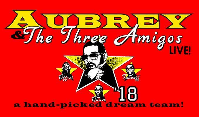 Drake 2018 The Aubrey And The Three Amigos Tour Los Angeles Staples Center Downtown Inglewood The Forum Migos Miguel