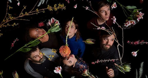 Dirty Projectors 2018 Los Angeles El Rey Theatre Lamp Lit Prose Still Woozy